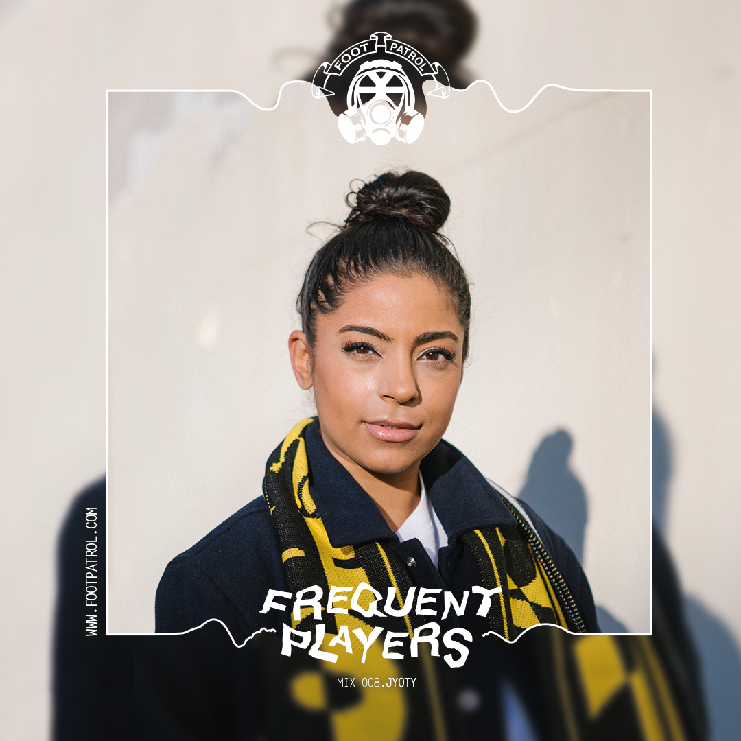 Frequent Players Guest Mix 008 | Jyoty