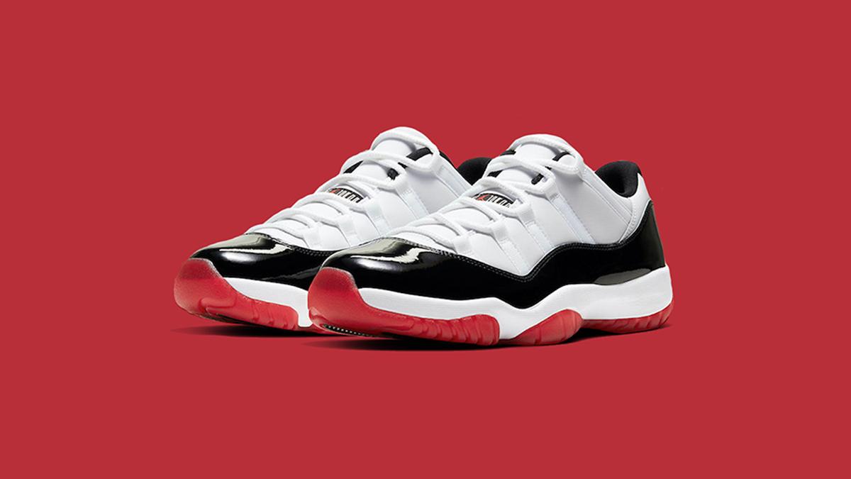 Air Jordan XI 'Gym Red' | Raffle Closed!