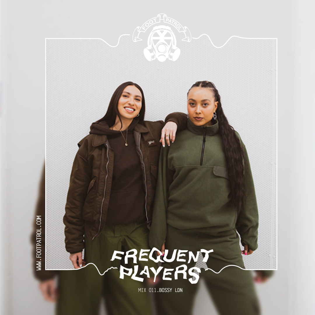 Frequent Players Guest Mix 011 | Bossy LDN