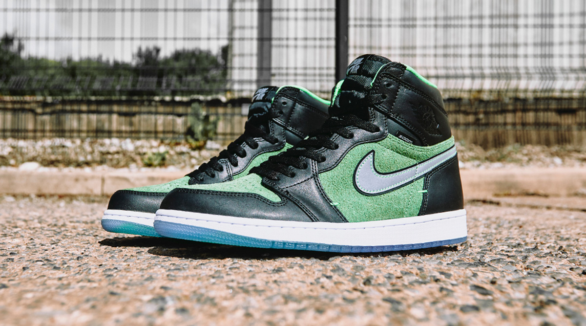 Air Jordan I High Zoom 'Rage Green' | Raffle Closed!