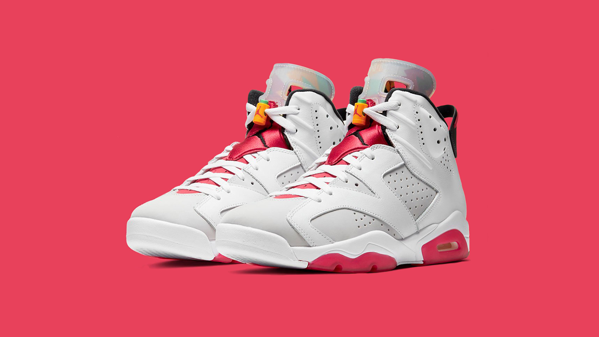 Air Jordan VI 'Hare' | Raffle Closed!