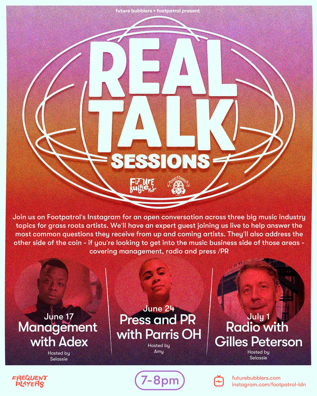 Real Talk Sessions