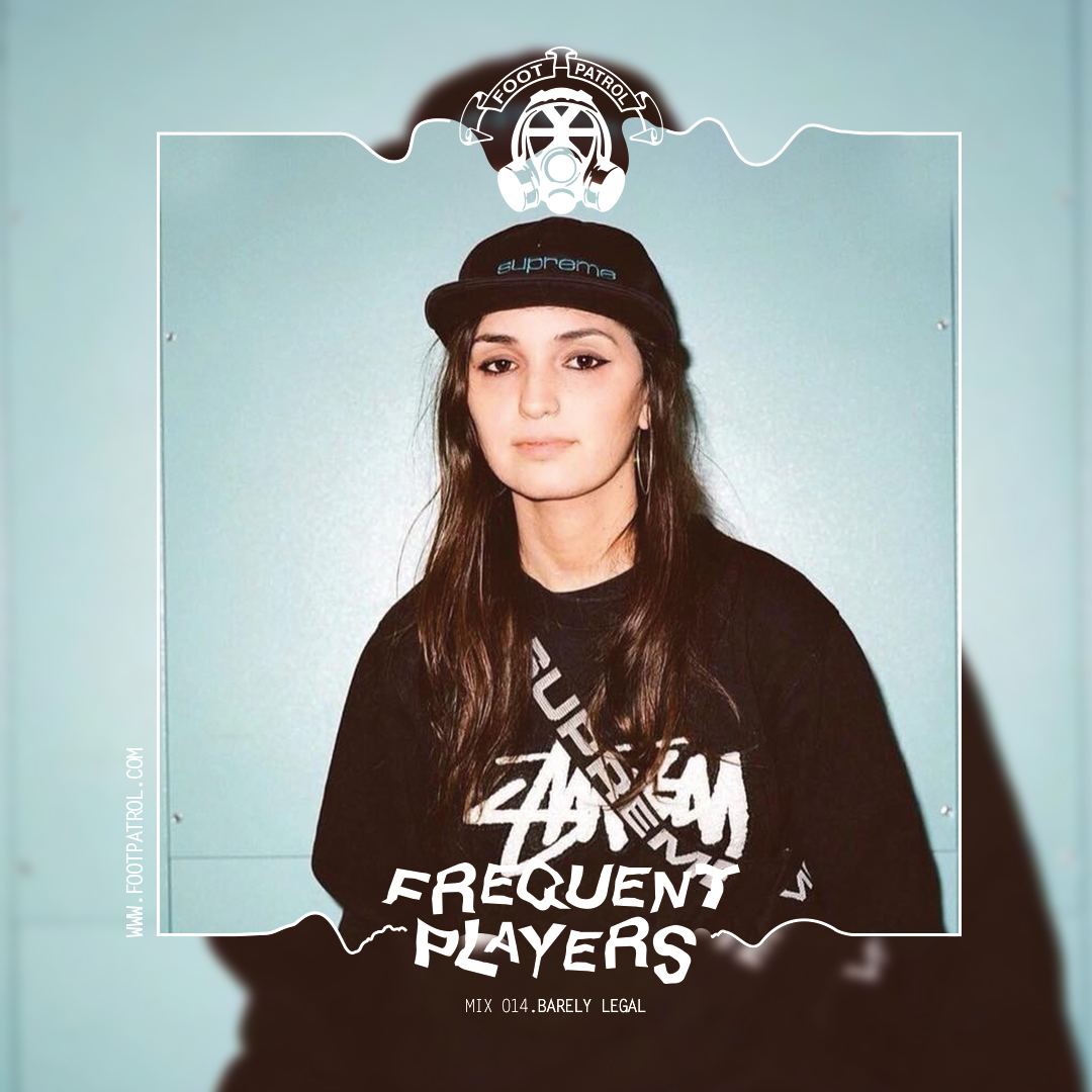 Frequent Players Guest Mix 014 | Barely Legal