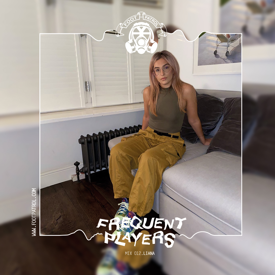 Frequent Players Guest Mix 012 | Liana