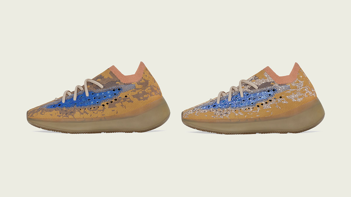 adidas YEEZY BOOST 380 'Blue Oat' Reflective & NON-Reflective | Sold Out!