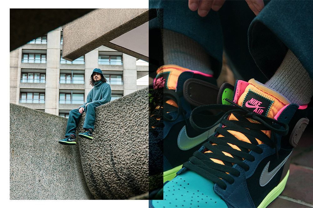 Air Jordan I OG High 'Bio Hack' | Raffle Closed!