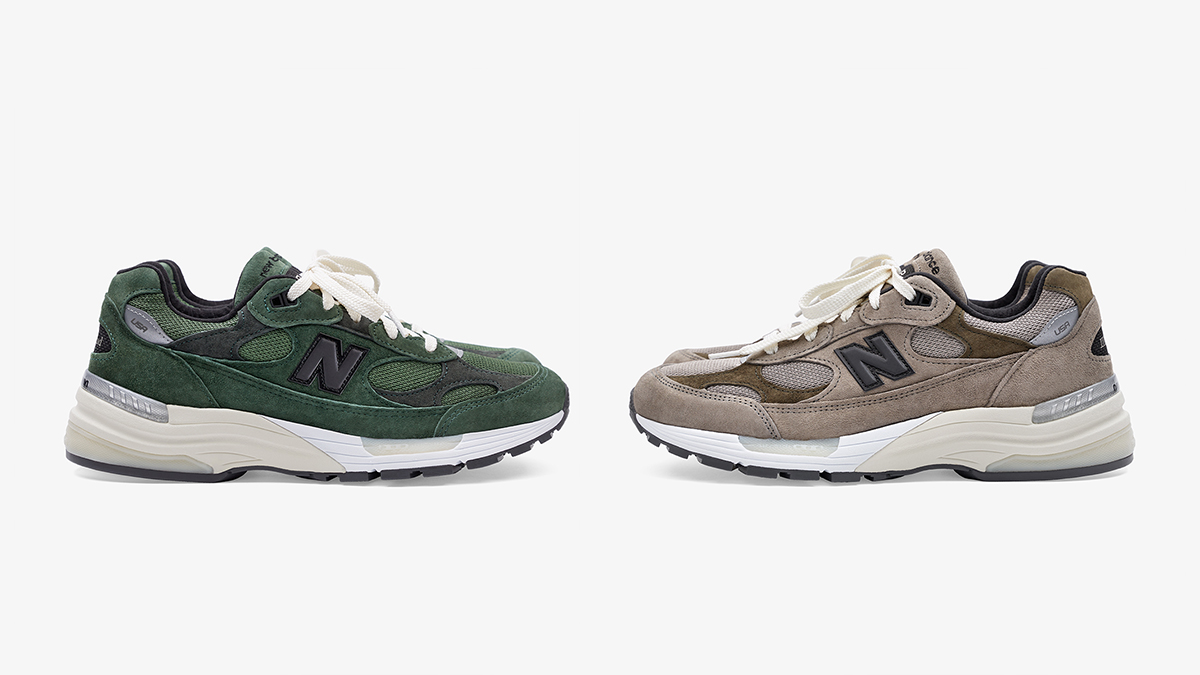 JJJJound x New Balance 992 | Raffle Closed!
