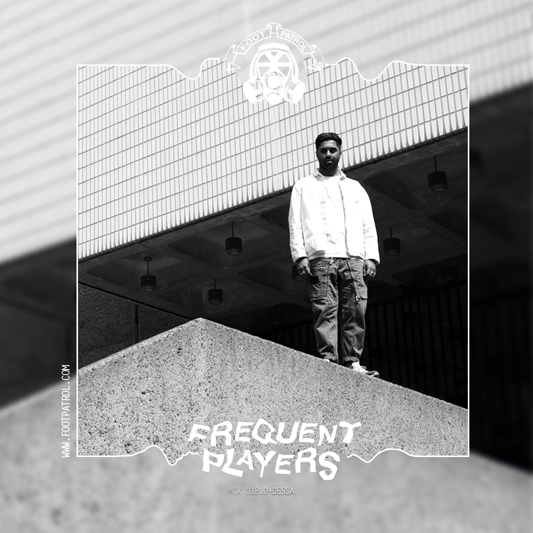 Frequent Players Guest Mix 018 | O-Dessa