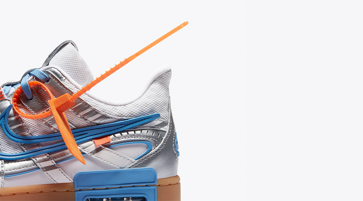 Nike x Off-White Rubber Dunk 'White/University Blue' | Raffles Closed!