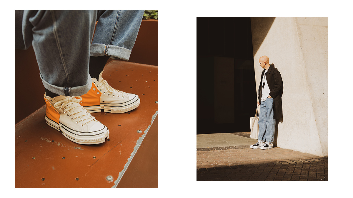 Feng Chen Wang x Converse 2-in-1 Chuck 70 High Top | Now Available!