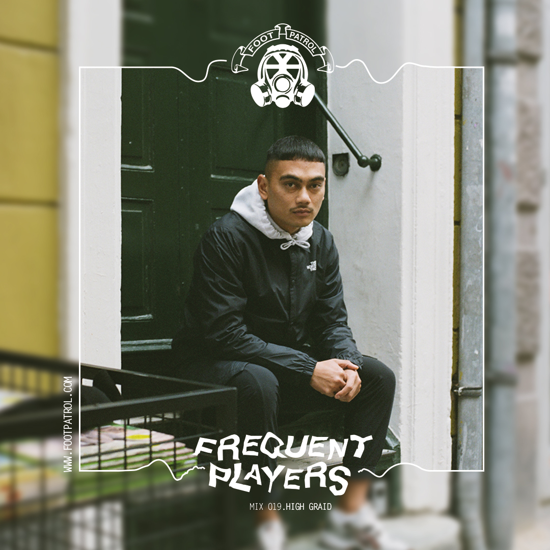 Frequent Players Guest Mix 019 | High Graid