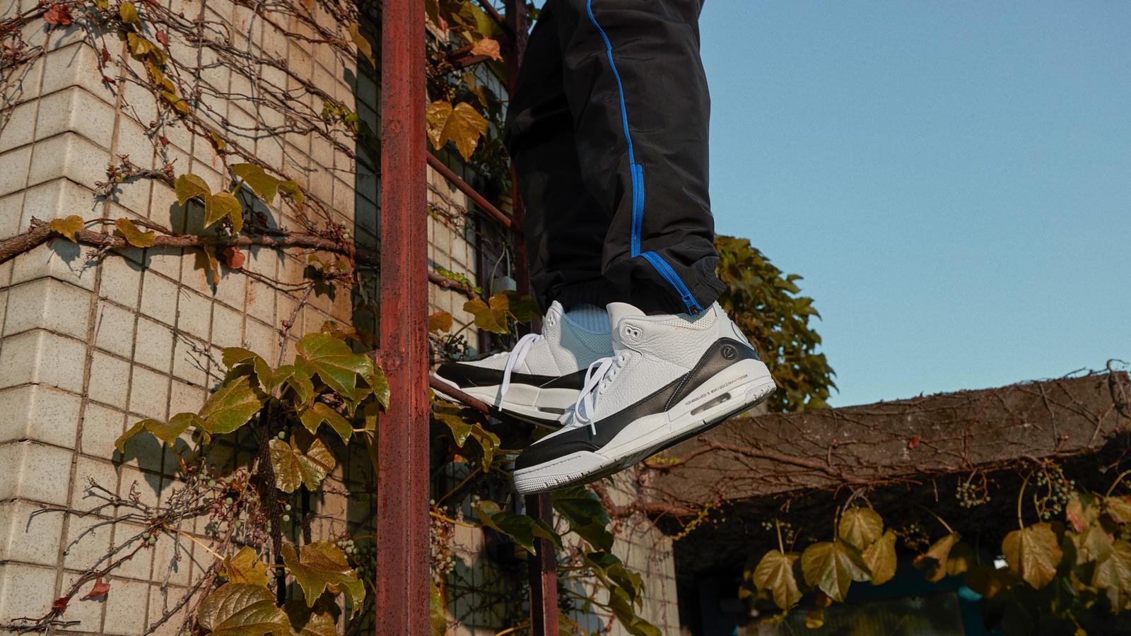 Air Jordan III x Fragment Design | Raffles Closed!