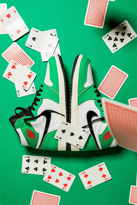 WMNS Air Jordan 1 High 'Lucky Green' | Raffles Closed!