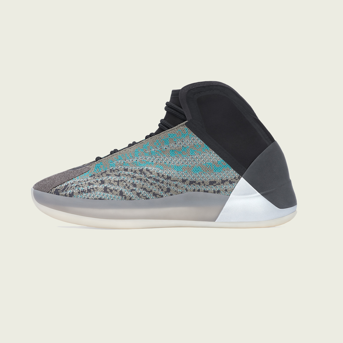 adidas YEEZY QNTM 'Teal Blue' | Raffles Closed!