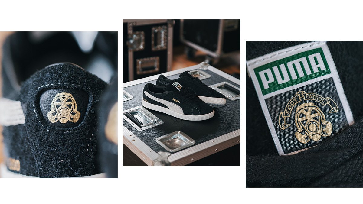 Footpatrol x PUMA Suede | Suede Music For All Time Live Performances!