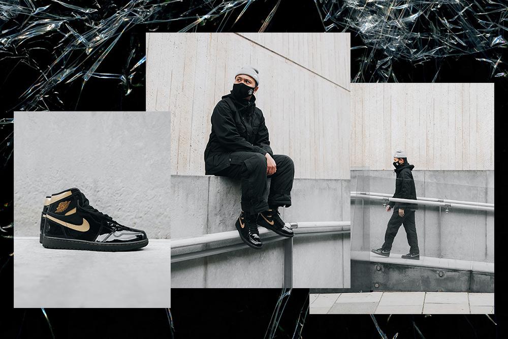 Air Jordan 1 High 'Black/Gold' | Raffle Closed!