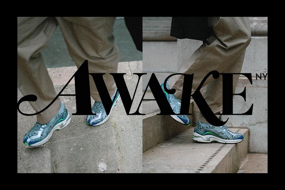 AWAKE NY x ASICS Gel-Preleus | Available Now!