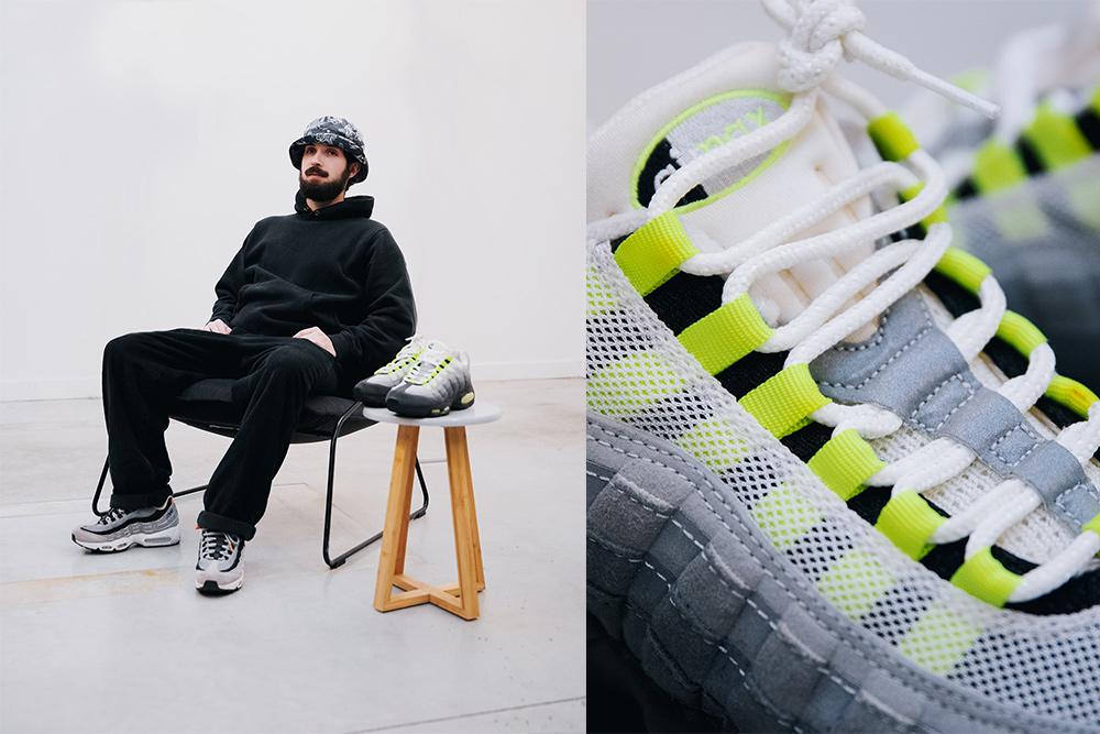 Nike Air Max 95 Neon OG | Joel Stoddart