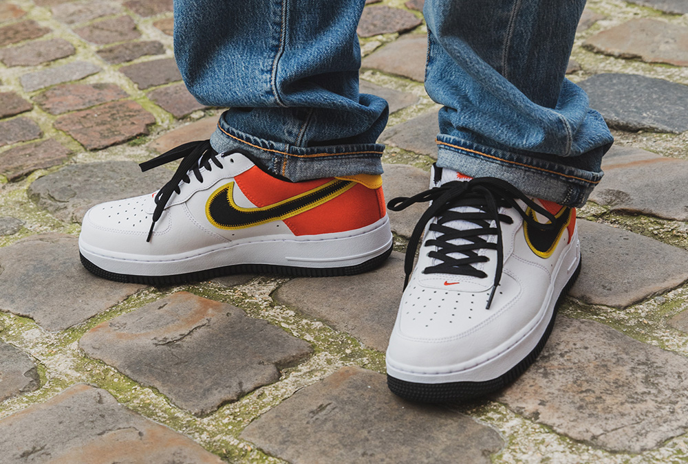 Nike Air Force 1 'Raygun'   Available Now! - Footpatrol Blog