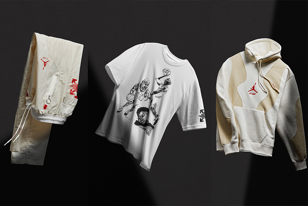 OFF-WHITE x Jordan Apparel Collection | Raffle Closed!