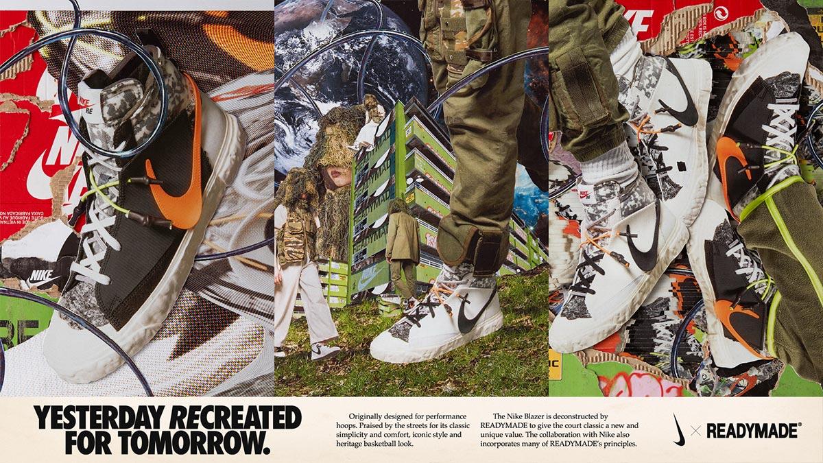READYMADE x Nike Blazer Mid | Raffle Closed!