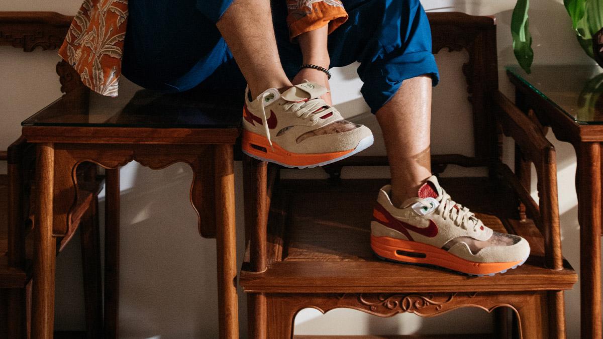 CLOT x Nike Air Max 1 K.O.D. | Raffle Closed!