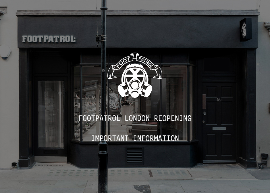 London Store Visits | Important Information!