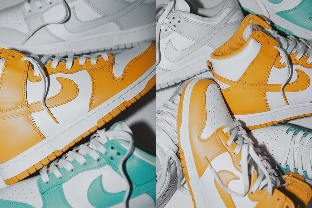 Women's Nike Dunk Low & High | Raffle Closed!