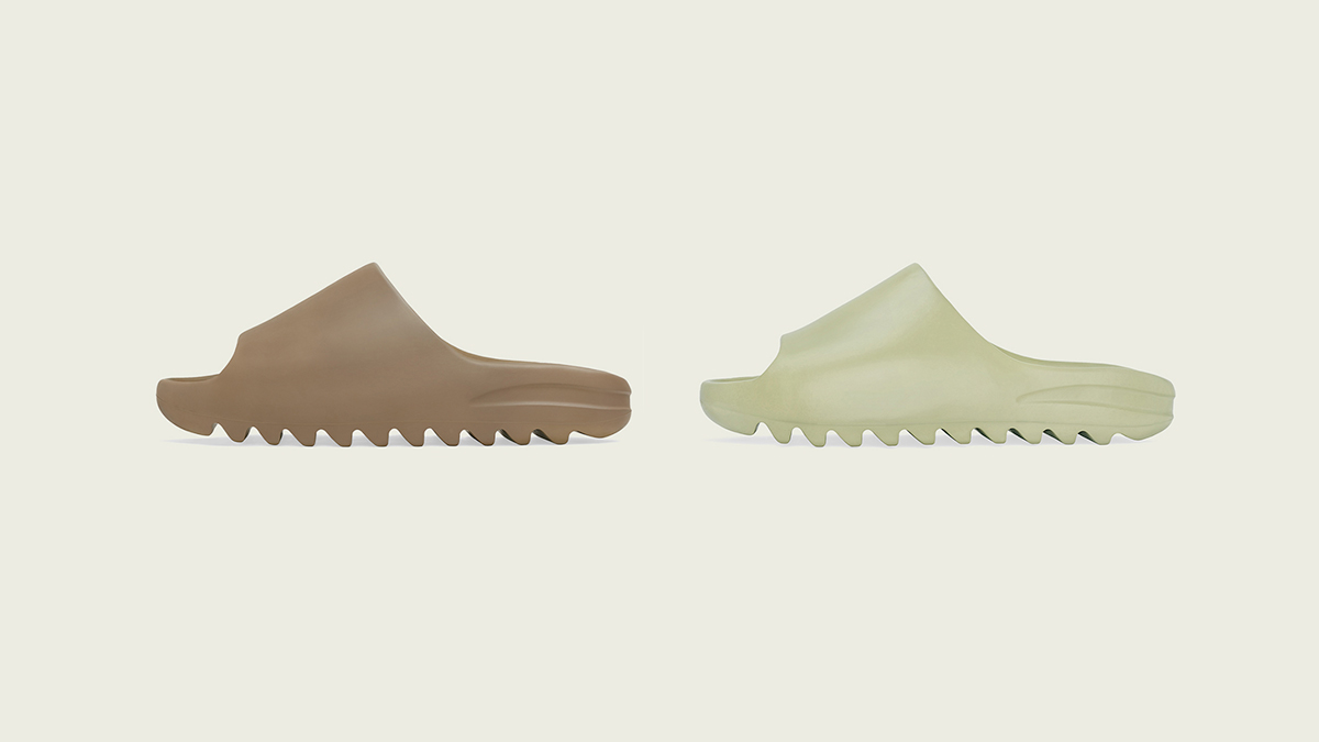 adidas YEEZY SLIDE 'Core' & 'Resin' | Raffle Closed!