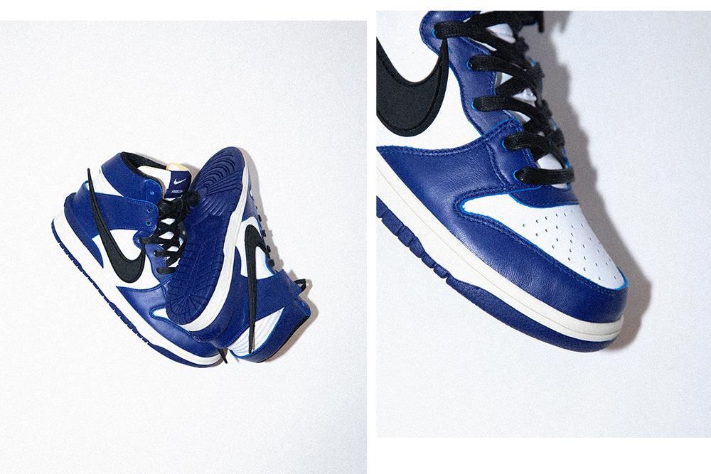 AMBUSH x Nike Dunk High 'Deep Royal Blue' | Raffles Closed!