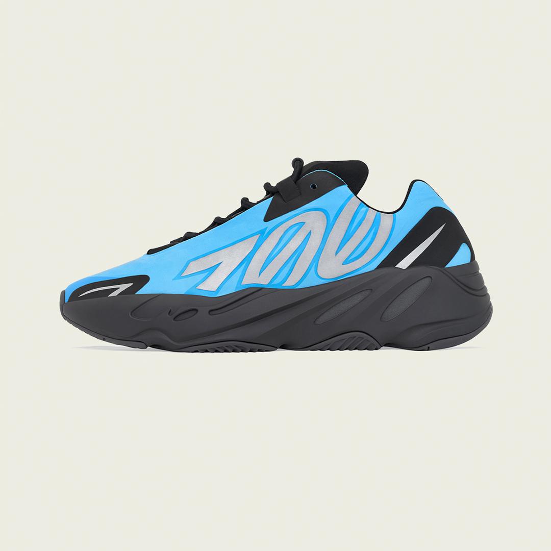 Adidas YEEZY BOOST 700 MNVN 'Bright Cyan' | Raffle Closed!