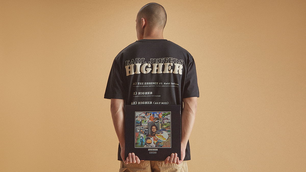 """Earl Jeffers & Ral Duke """"HIGHER"""" Capsule 