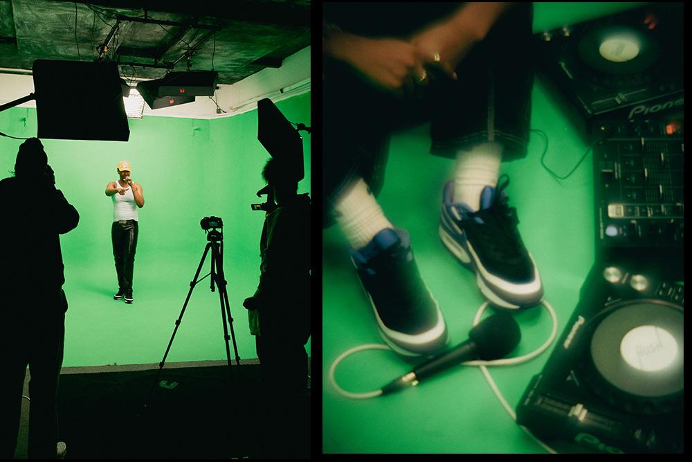 Split Screens | Nike Air Max BW with Keep Hush