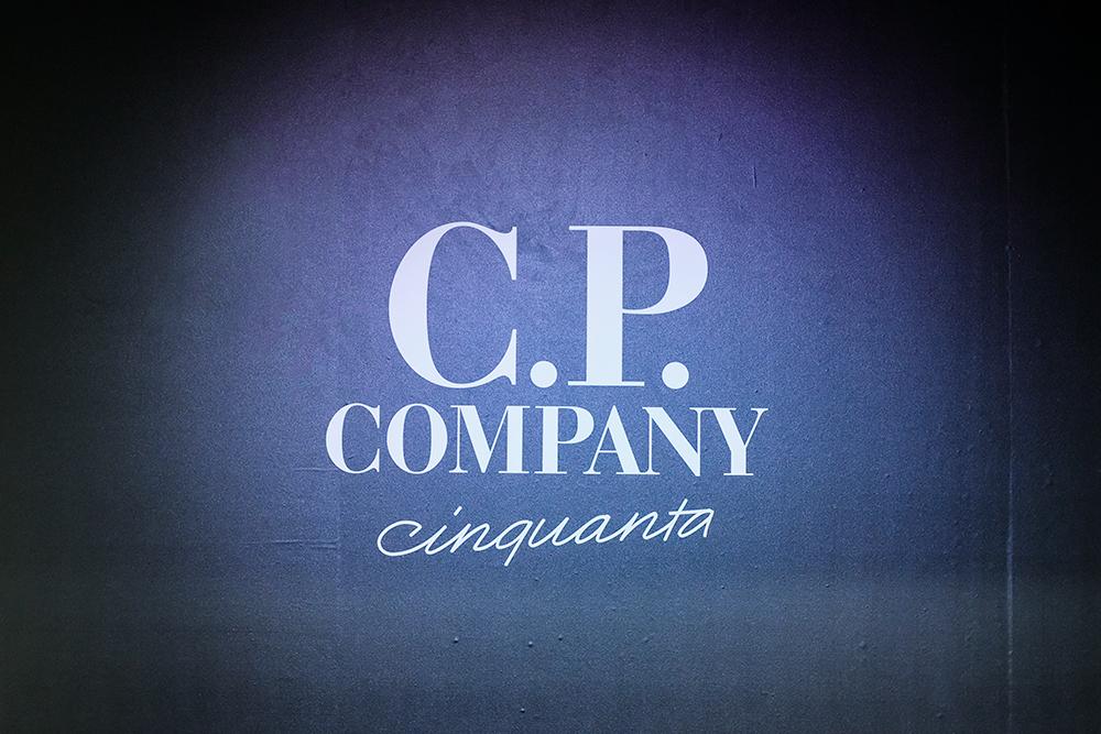 CP Company Cinquanta | Exhibition Recap